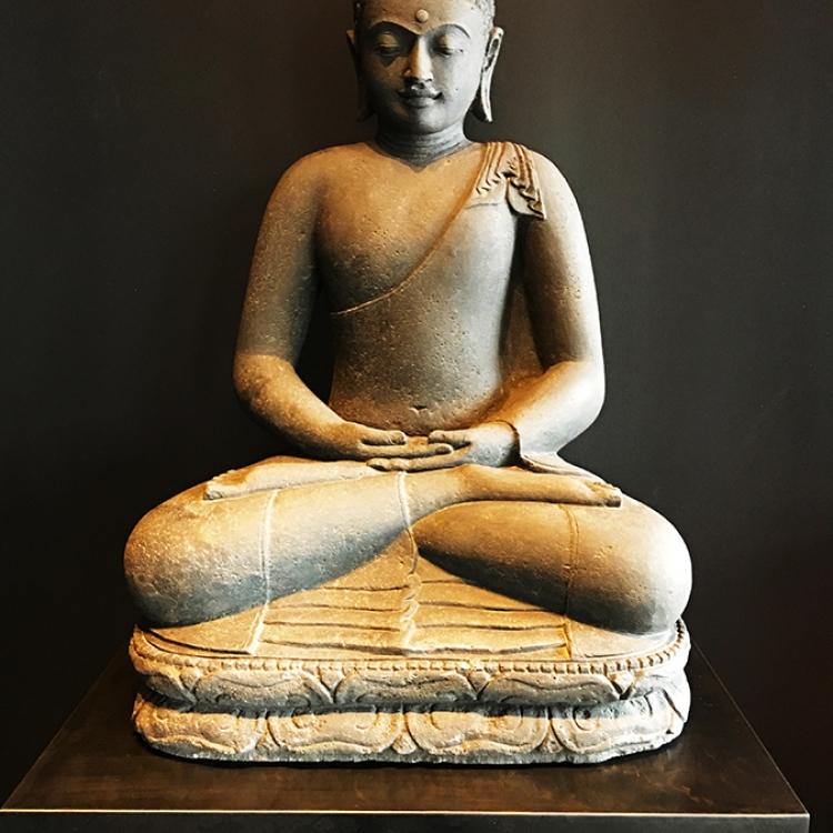 The Buddha at Millard