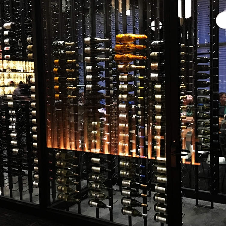 The Millard Wine Room & Partition